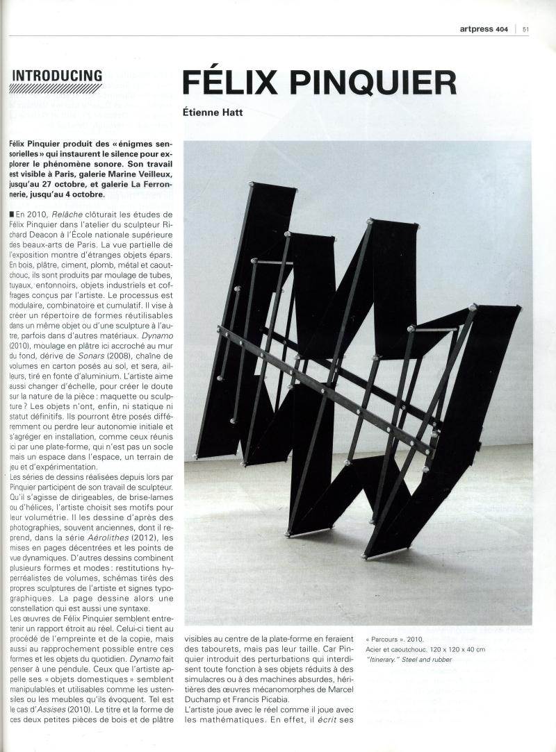 Art press 01 2013