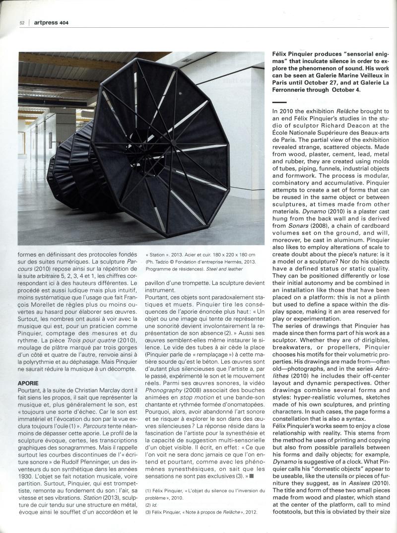 Art press 02 2013